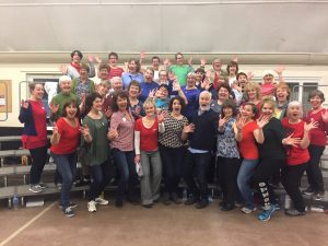 Surrey Harmony and Doug Harrington